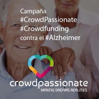 Campaña #CrowdPassionate 2016: #Crowdfunding contra el #Alzheimer
